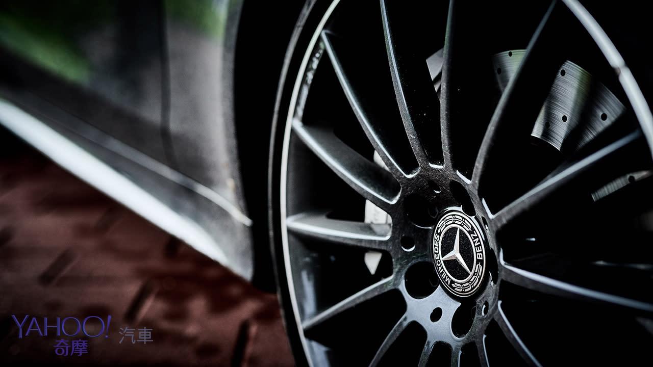 壁壘分明的駕馭戀曲!Mercedes-Benz CLS 350雨天試駕 - 10