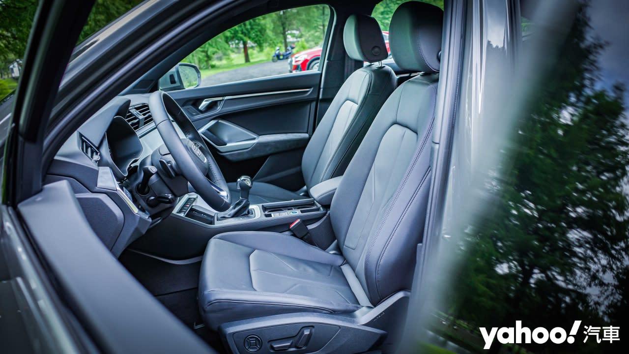 休旅厭世症的時尚解方!2020 Audi Q3 Sportback 35 TFSI S line台北宜蘭往返試駕! - 20