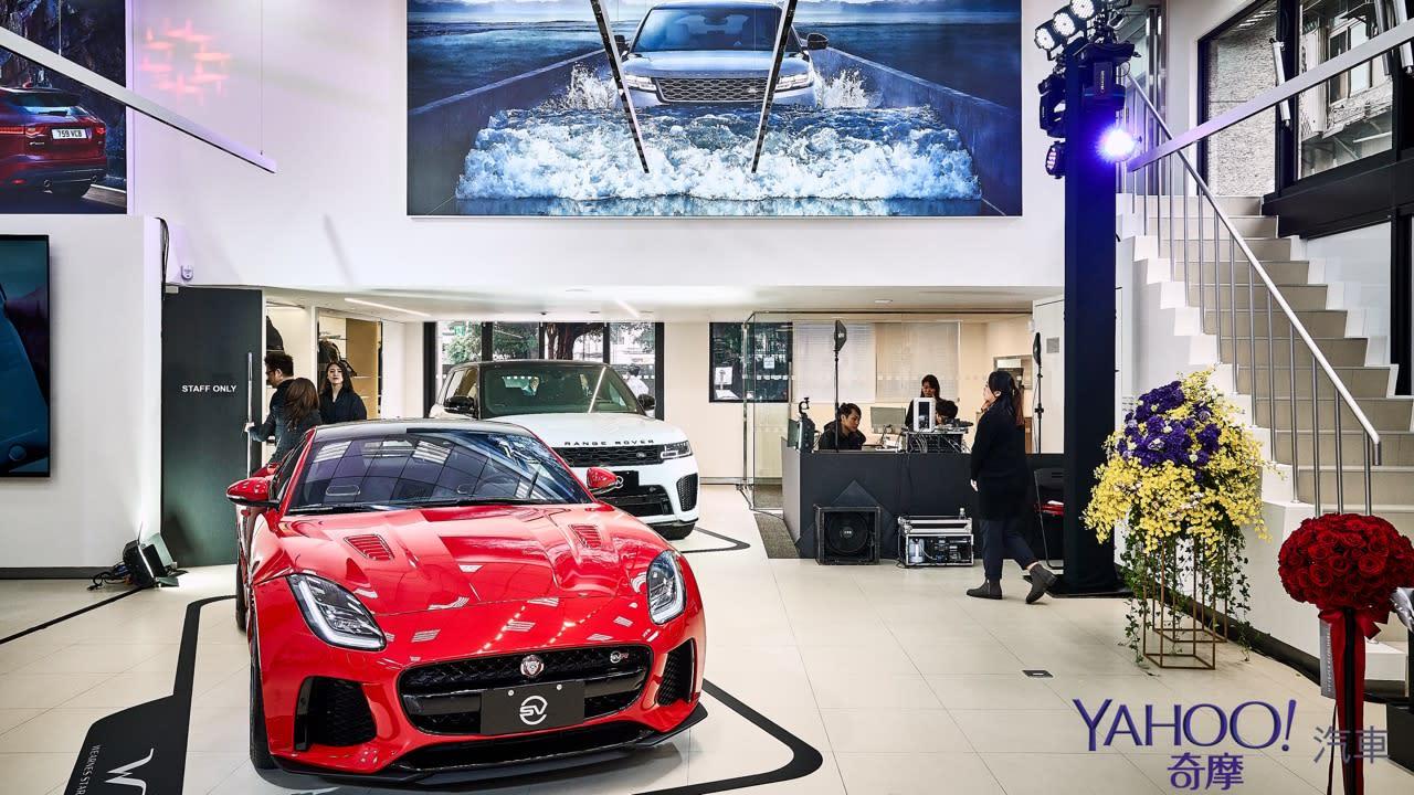豪車市場再添新血!台灣瑋信汽車加入經銷、全新Jaguar Land Rover台北展間成立! - 9