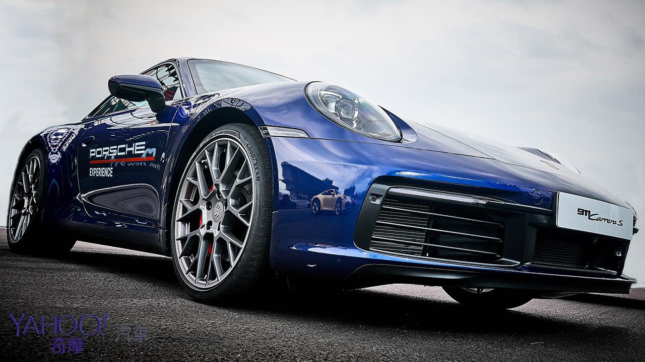 彎得出去、飆得起來!2019 Porsche 992世代911 Carrera S & 4S賽道試駕! - 9