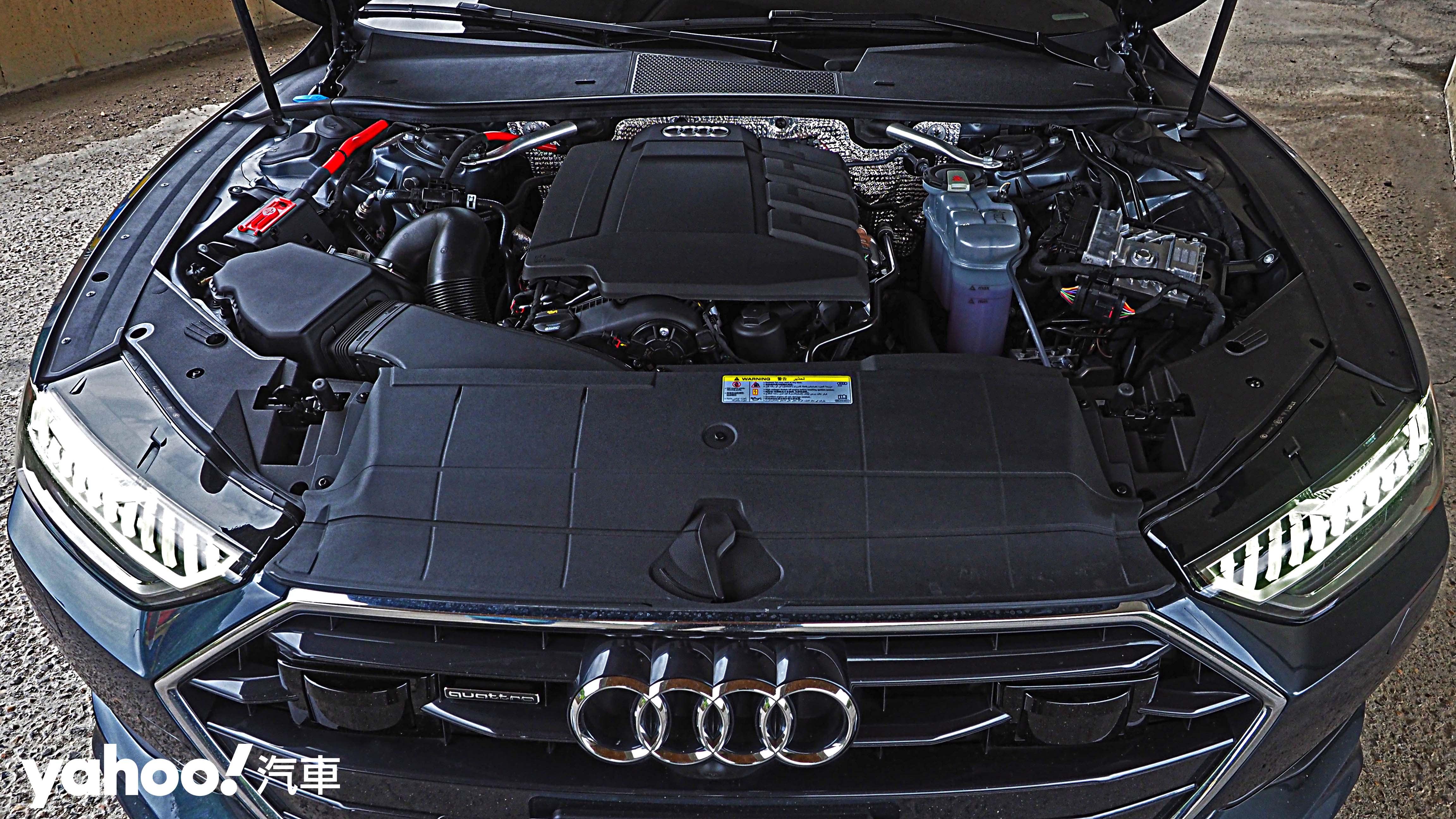 劃破凝滯氣息的條頓雙面刃!2020 Audi A7 Sportback 45 TFSI quattro微雨試駕 - 6