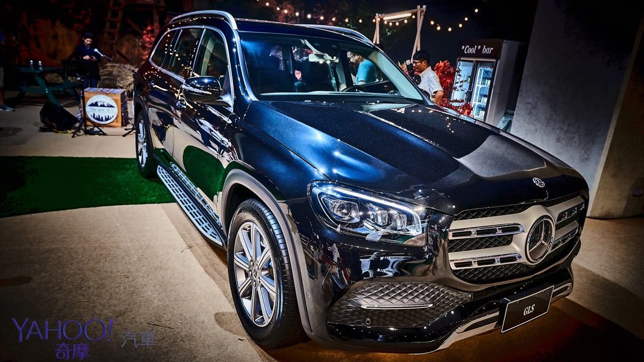 豪華旗艦休旅新標竿!Mercedes-Benz大改款GLS正式發表暨GLC售價公佈! - 14