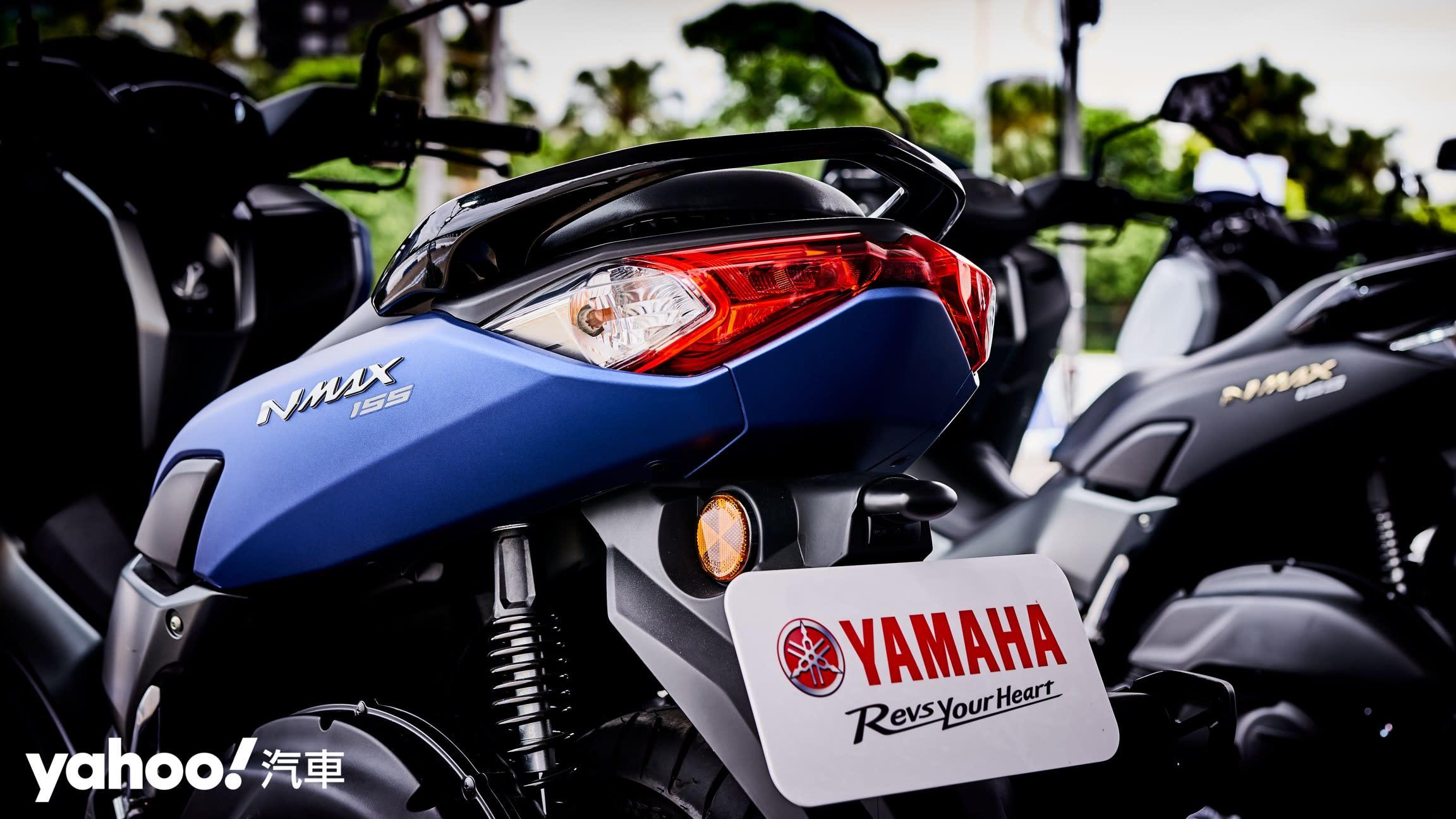 全球戰略級跑旅登島搶灘!2020 Yamaha NMAX正式發表! - 7