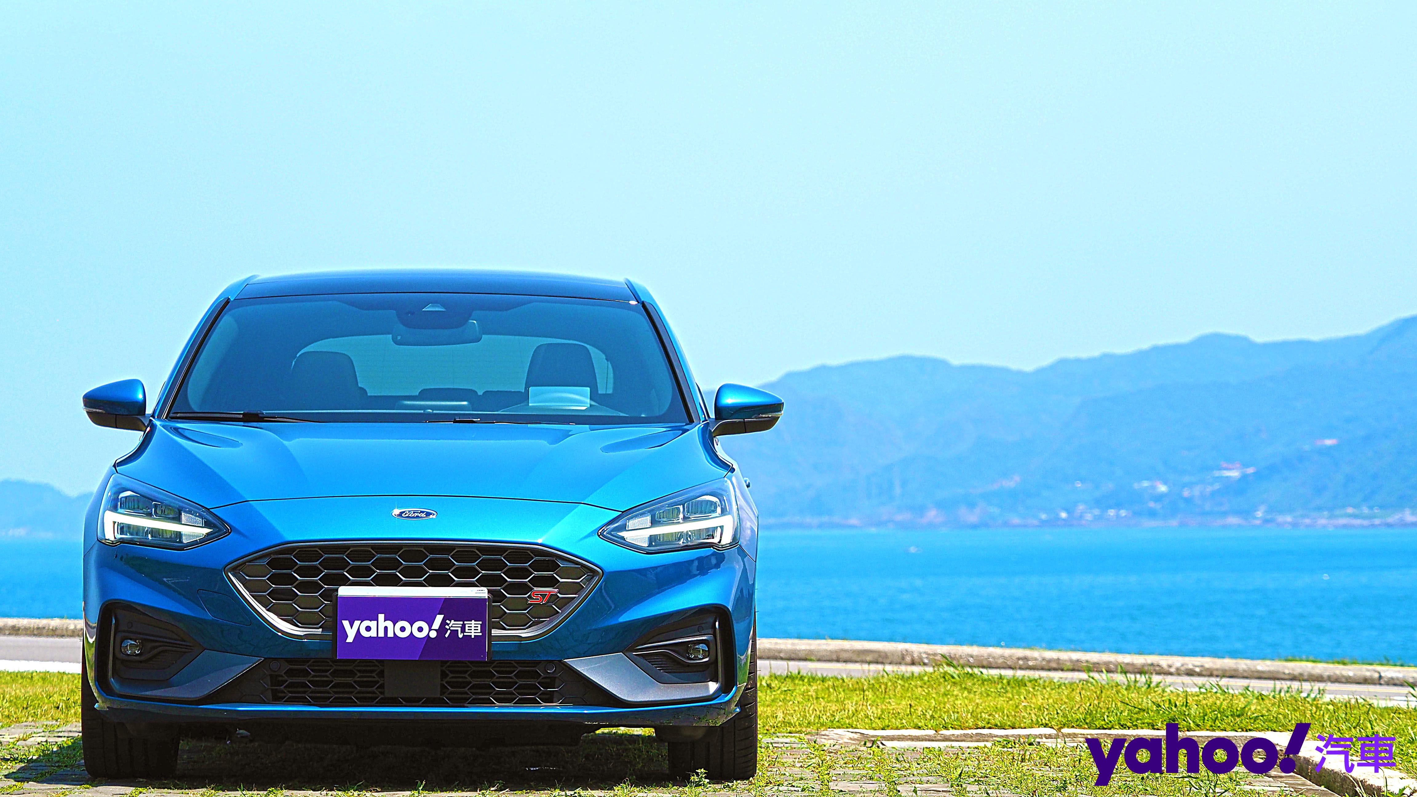 買得起的最速前驅車!2020 Ford Focus ST 2.3 EcoBoost海岸試駕! - 4