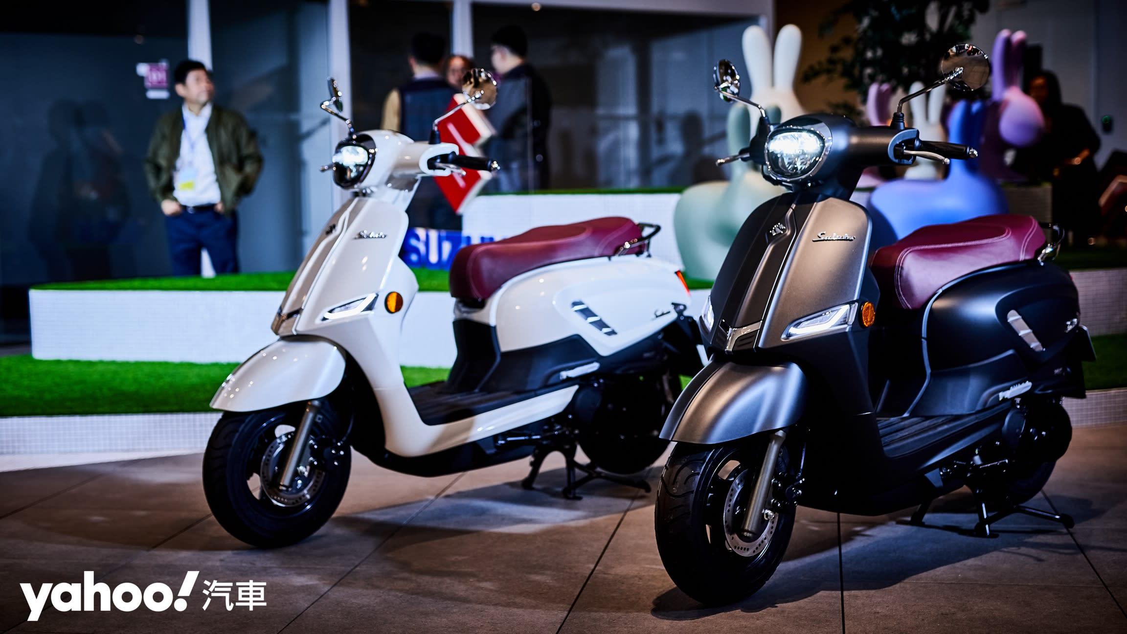 義式大和魂蹦出科技新滋味!2020 Suzuki Saluto 125正式發表! - 5