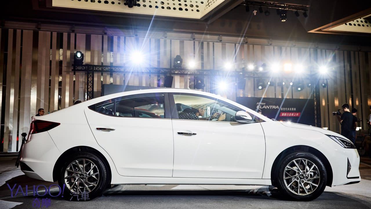 安全強化、銳目而視!全新Hyundai Elentra搭載Hyundai SmartSense發表64.9萬起! - 4