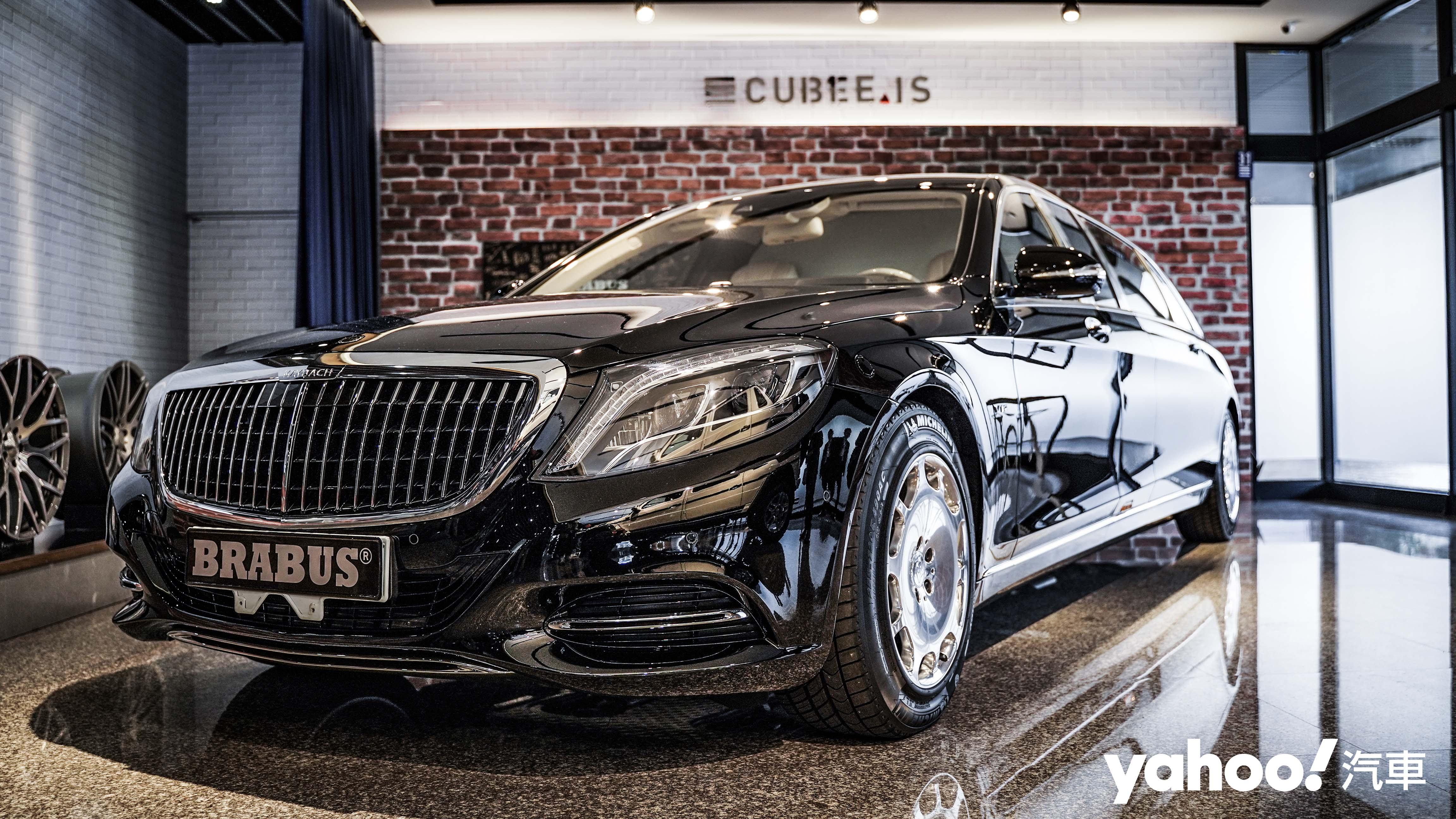 層峰之巔與蒼穹奢華!Brabus × Mercedes-Maybach G650 Landaulet、S650 Pullman極致抵台 - 19