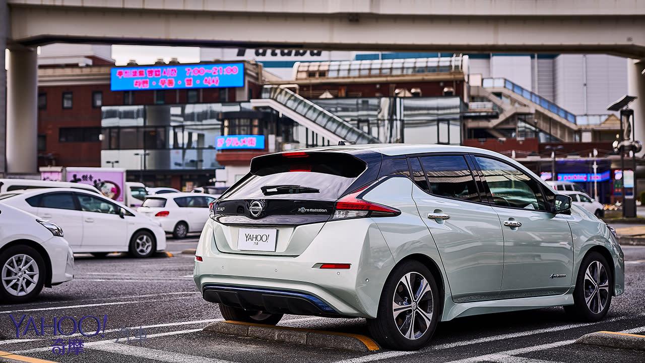 定義未來的電動化選擇!2019 Nissan Leaf 40kWh-G東京試駕 - 6