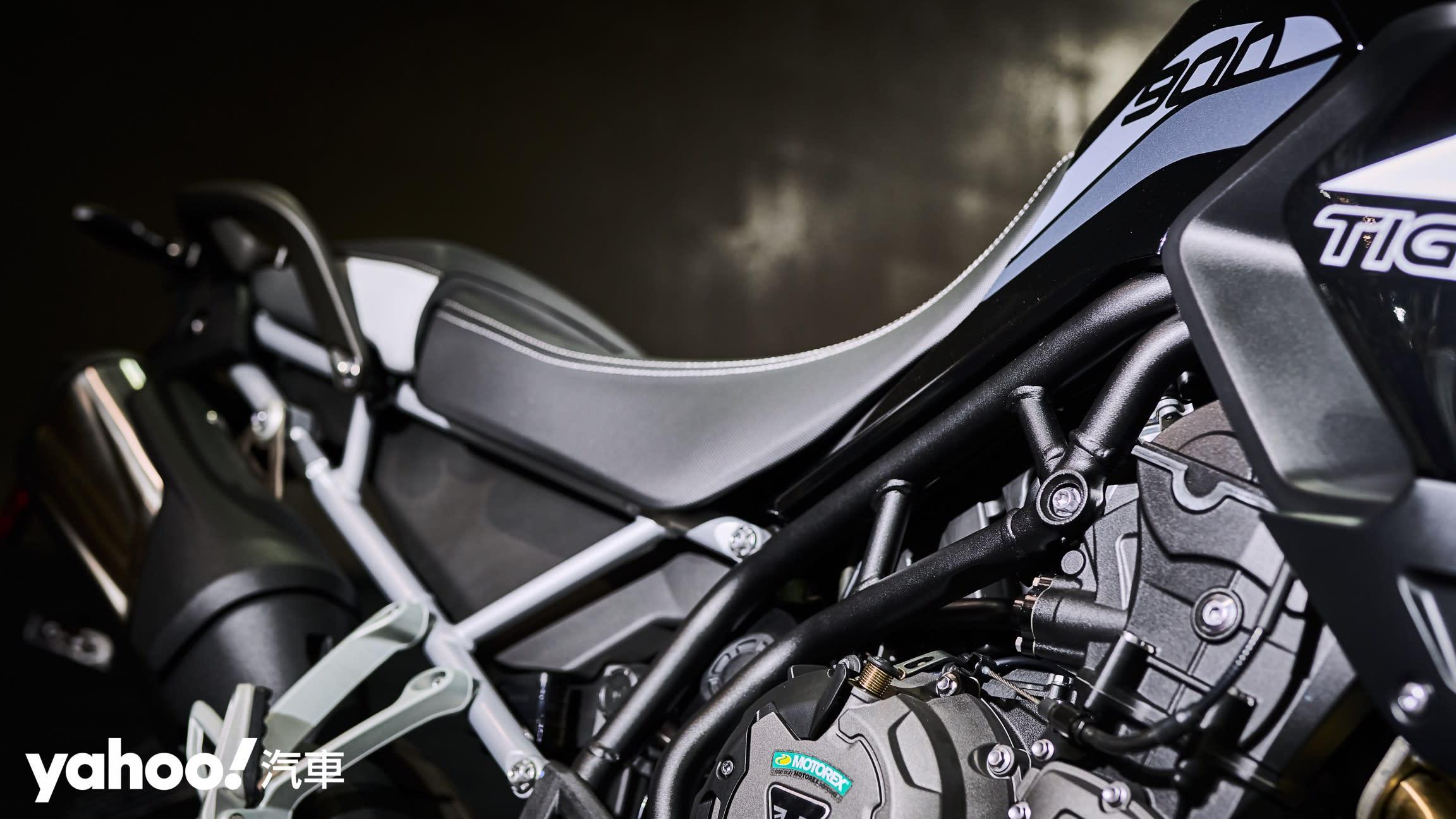 中量級狂虎來襲!2020 Triumph全新大改款Tiger 900 GT Pro正式登台!