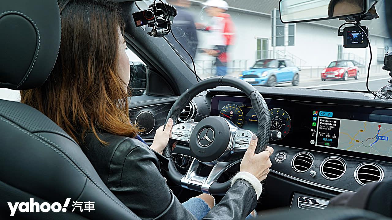 掐得一分預算、榨得年度最佳安全感!Mio MiVue C572行車紀錄器德國開箱實測! - 9