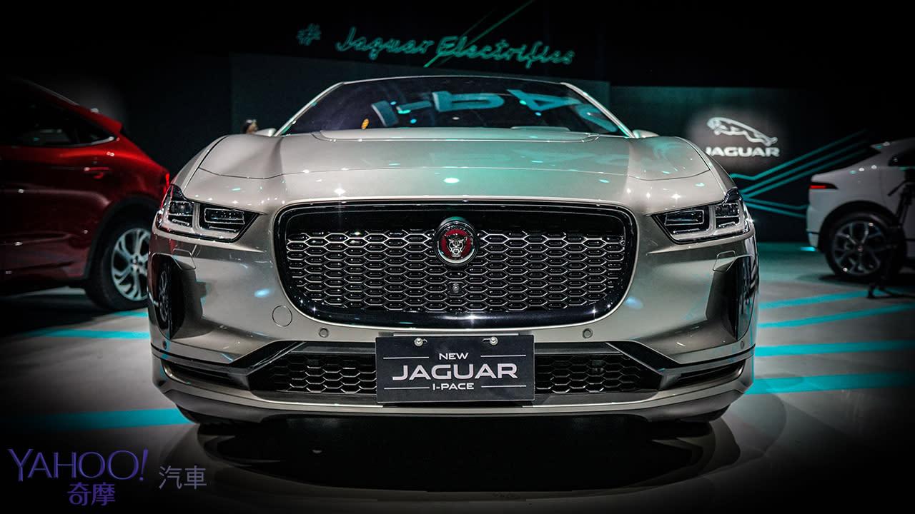 準備電翻一整路!Jaguar「電豹靜襲」純電休旅I-Pace正式發表! - 2