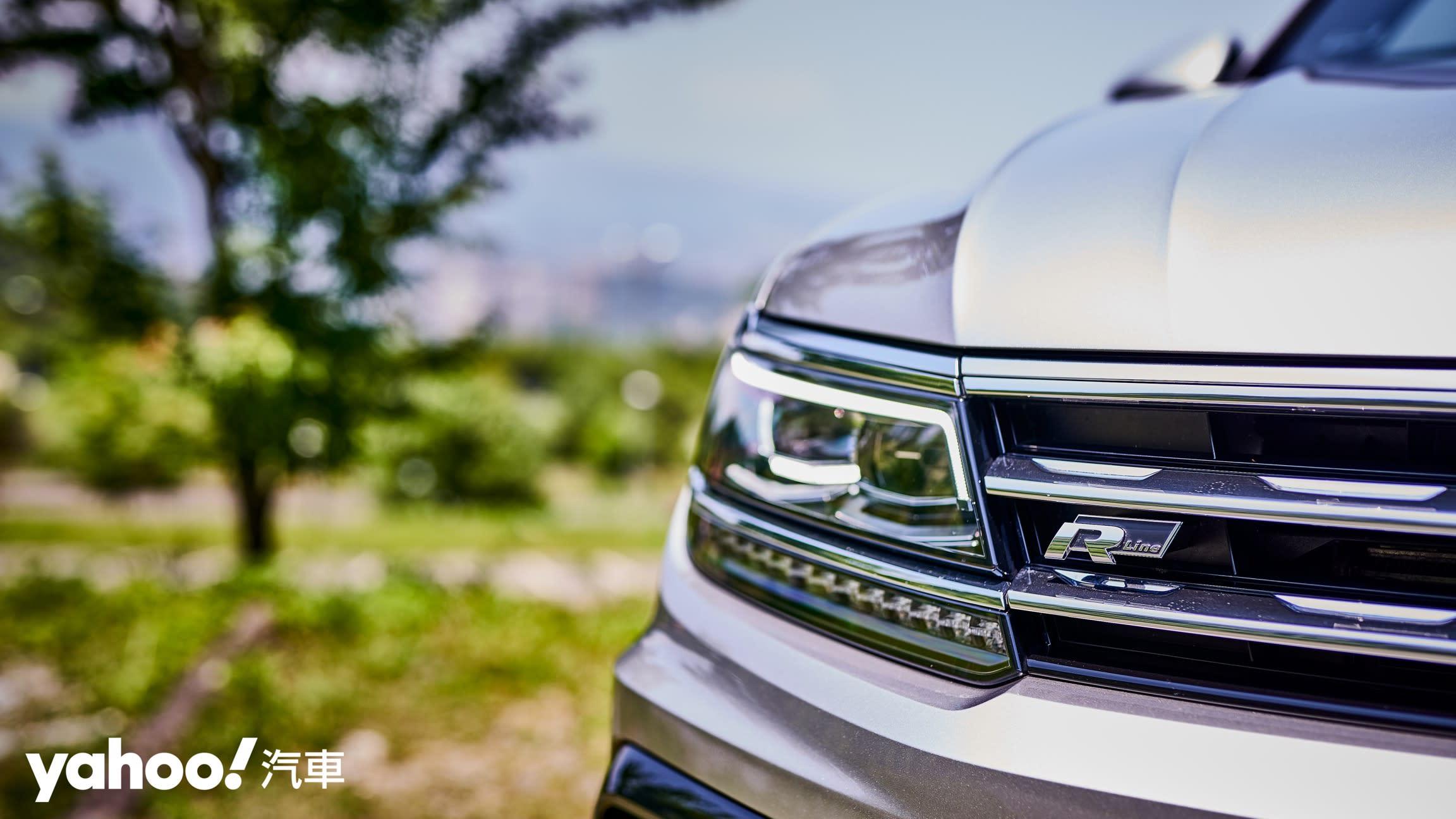 剛柔並濟所以值得!2020 Volkswagen Tiguan 380TSI R-Line Performance城郊試駕! - 4