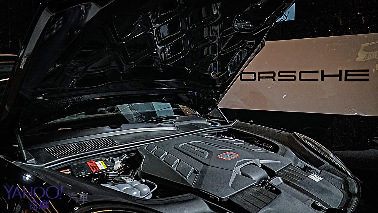 德系美背優雅降臨!Porsche高性能跑旅 Cayenne Coupé在台正式登場! - 3