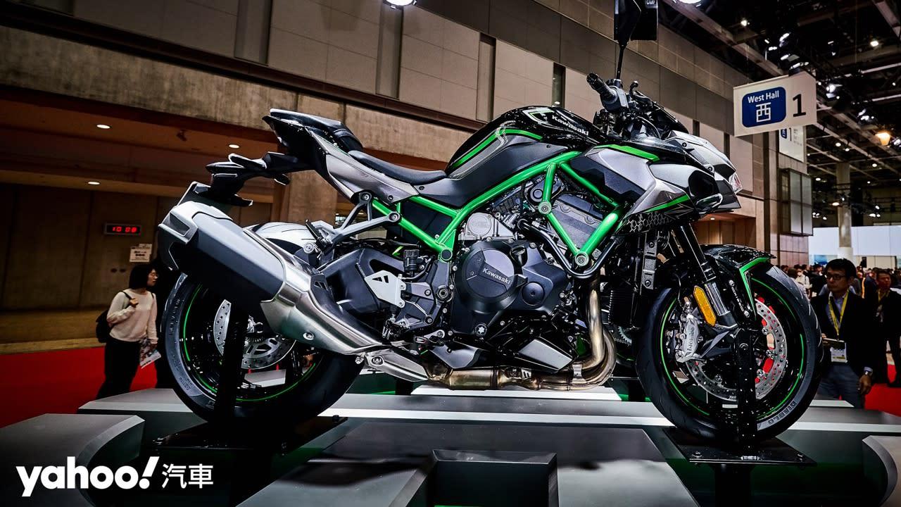 【東京車展】街車巨獸降臨!Kawasaki機械增壓新成員Z H2正式亮相! - 7