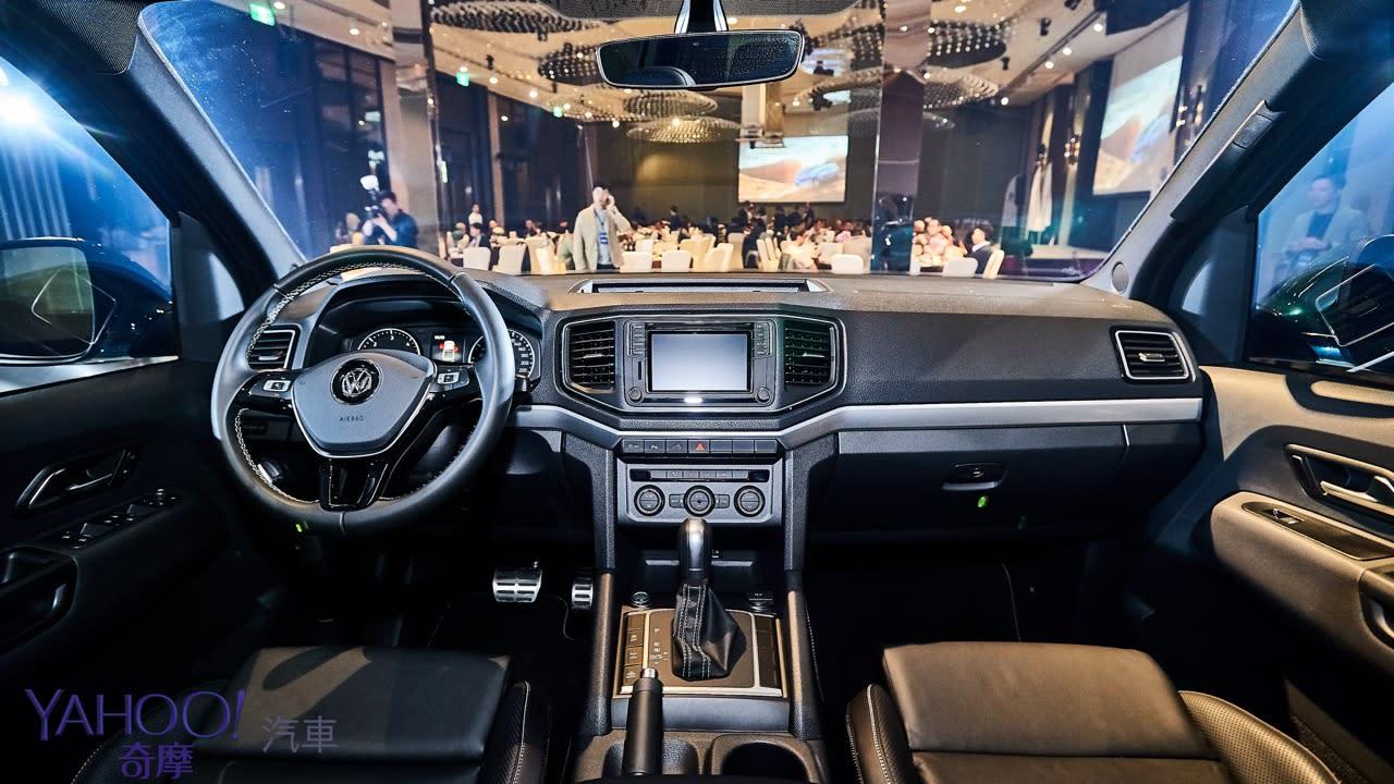 殺出一條藍海路!Volkswagen福斯商旅Freestyle、新年式Amarok雙車型全面進攻! - 8