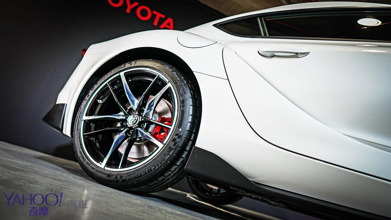 傳奇不滅、王者降臨!Toyota第5代Supra在台203萬元起正式發表! - 8