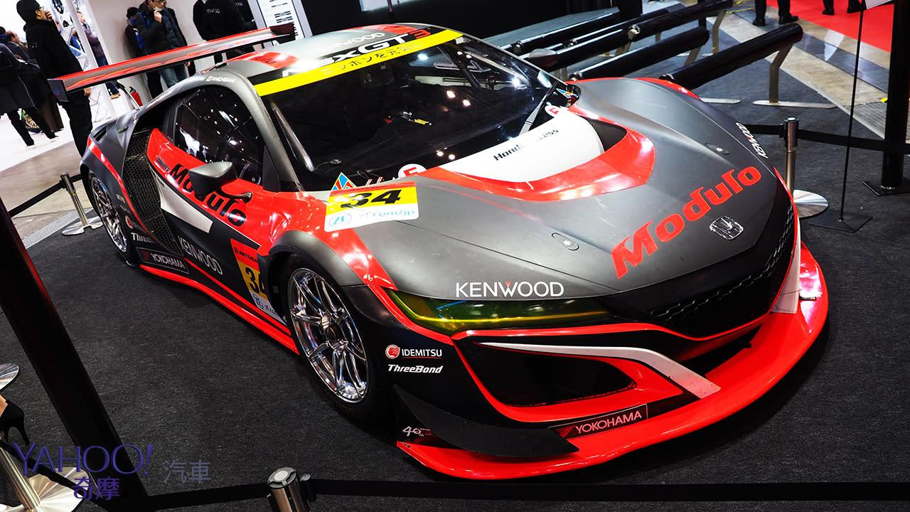【2019東京改裝車展】以無限更無限!NSX為首、Honda率眾展現賽道魂 - 3