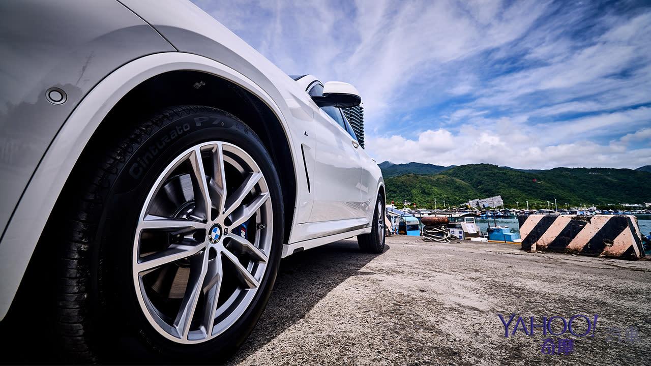 源自於追逐操控的熱情!BMW第2代X4 xDrive30i M Sport宜蘭試駕 - 6