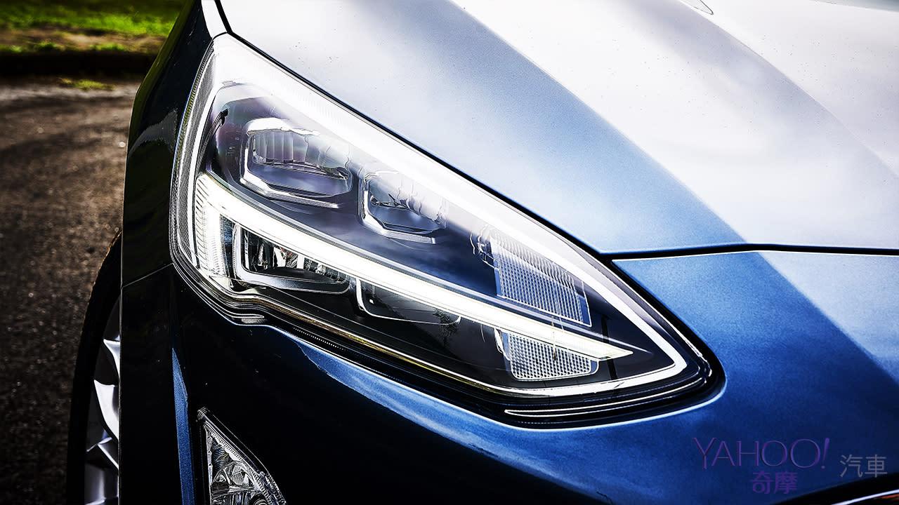 以舒適攻佔車市!2019 Ford第4代Focus 4門EcoBoost182旗艦型試駕 - 6