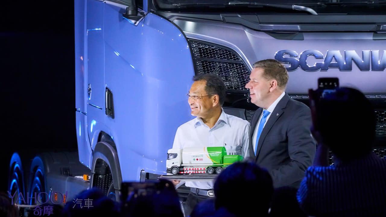 拖車頭重裝上陣!強悍安全新世代Scania全車系終於登台! - 10