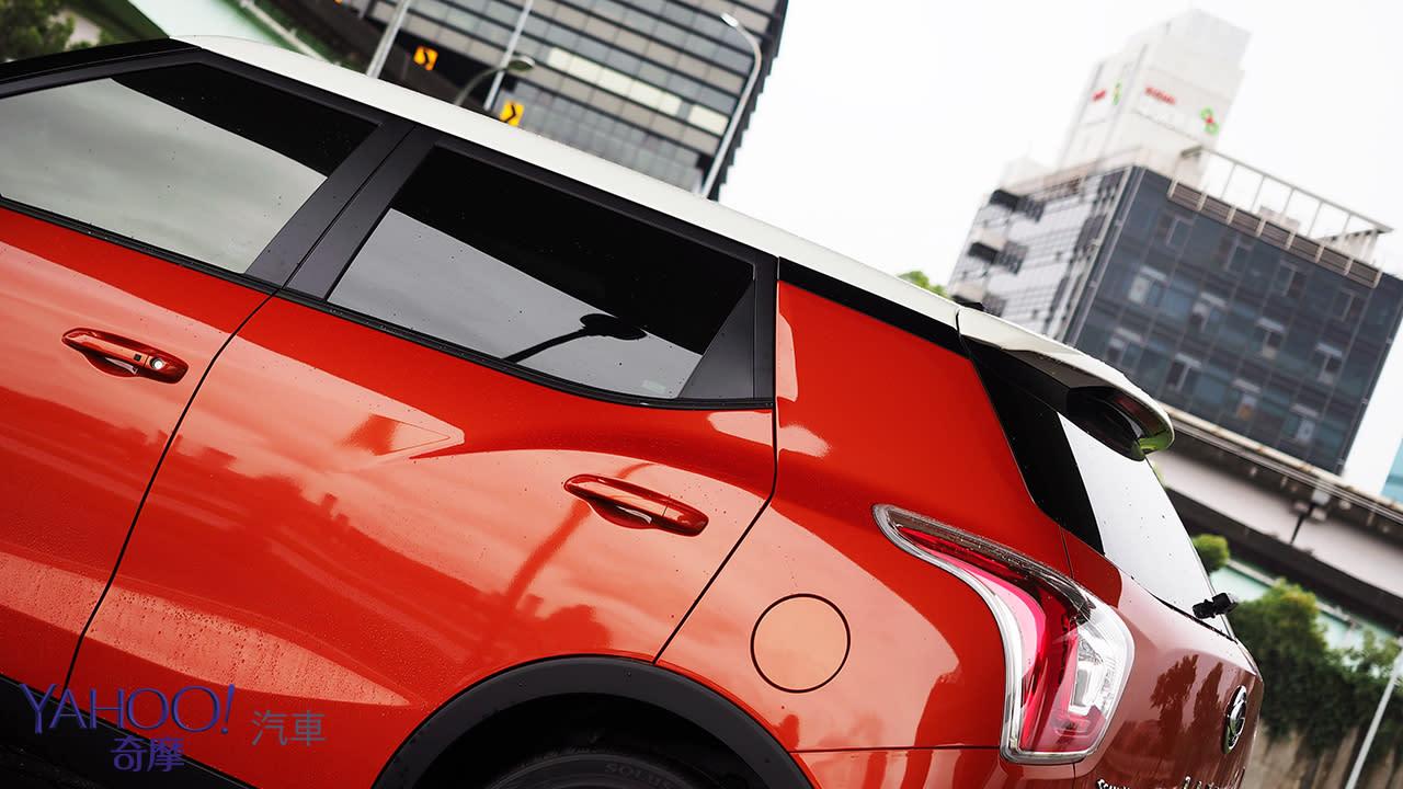 柴油威能正常發揮!SsangYong Tivoli 1.6豪華型141.6km油耗實測 - 14