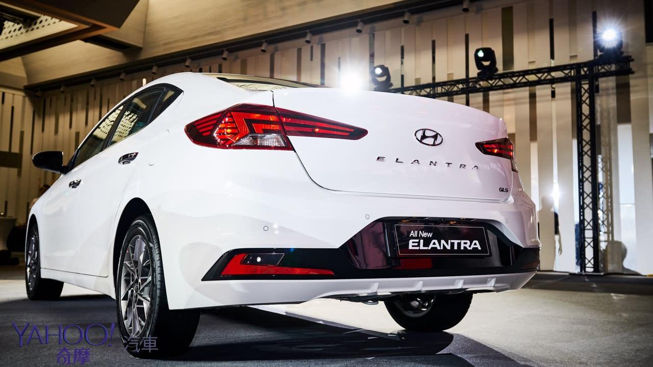 安全強化、銳目而視!全新Hyundai Elentra搭載Hyundai SmartSense發表64.9萬起! - 5
