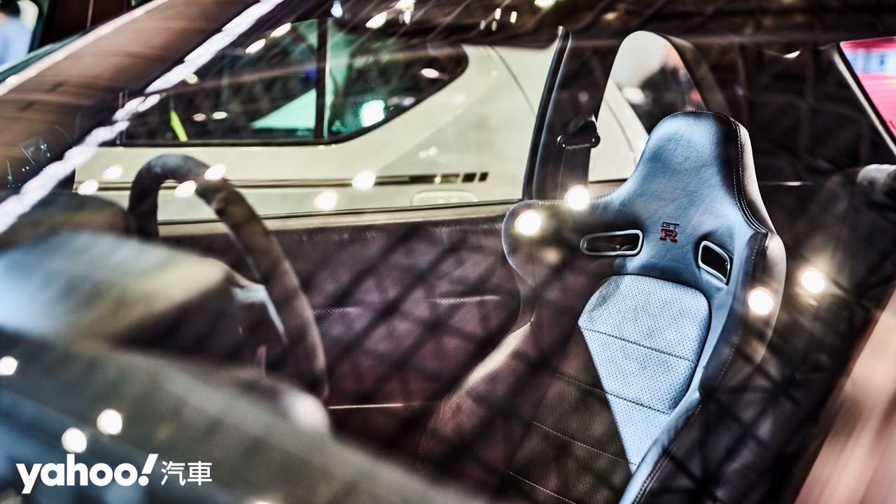 【東京改裝車展】再次登上暴力顛峰!HPI出手重新詮釋Nissan經典之作Skyline R34 GT-R! - 5