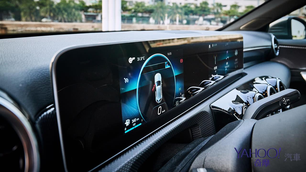 簡潔、更直接!Mercedes-Benz A-Class A200高雄試駕 - 7
