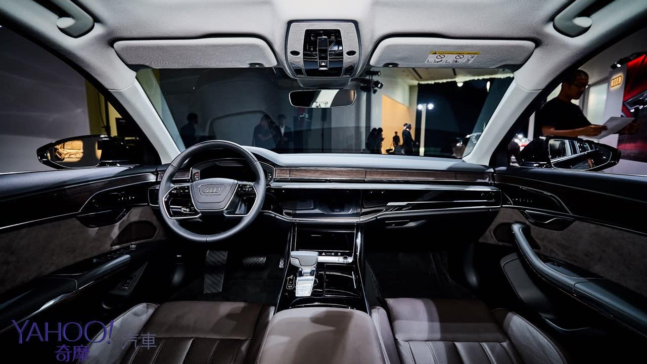 絕美總裁座駕終於現身!Audi A8媒體賞車會預告8月22日正式發表! - 9