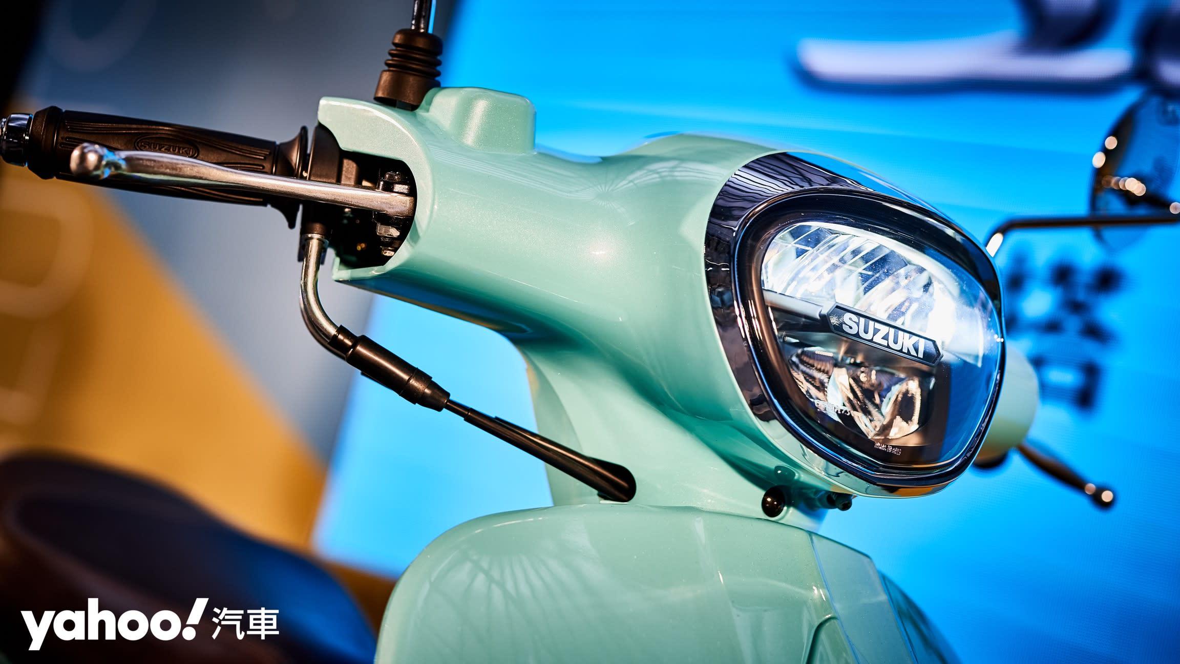 義式大和魂蹦出科技新滋味!2020 Suzuki Saluto 125正式發表! - 2