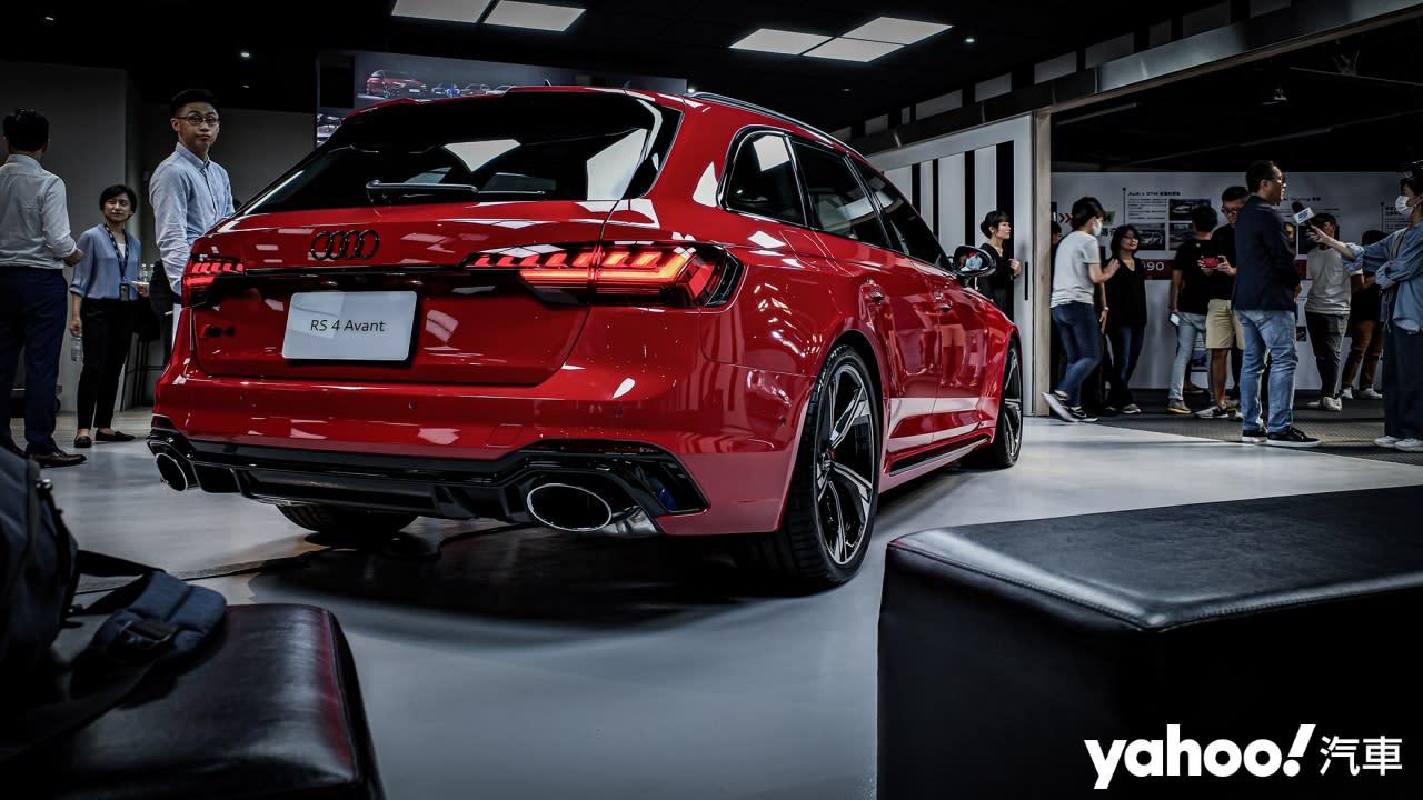 端輛前菜就這麼香!2021 Audi RS 4 Avant & A4中期改款搶先亮相! - 1