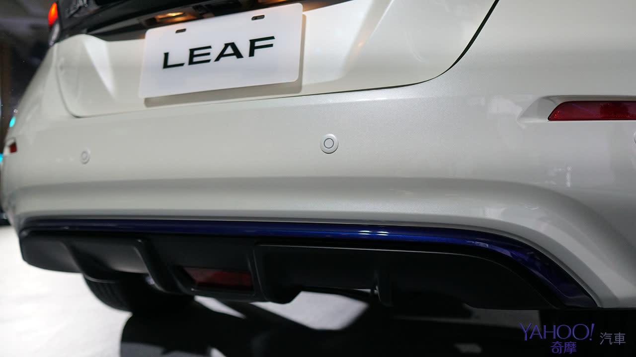 全球暢銷45萬輛的電能小巨星!Nissan第2代Leaf終於正式抵台! - 13
