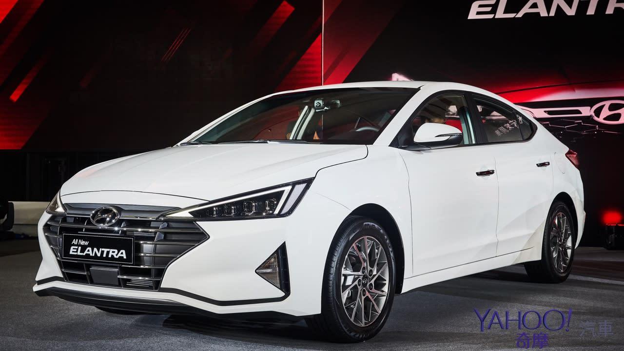 安全強化、銳目而視!全新Hyundai Elentra搭載Hyundai SmartSense發表64.9萬起! - 3