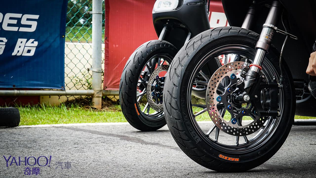 因電而生的國產雙輪胎王駕到!Maxxis S98系列輪胎正式發表! - 5