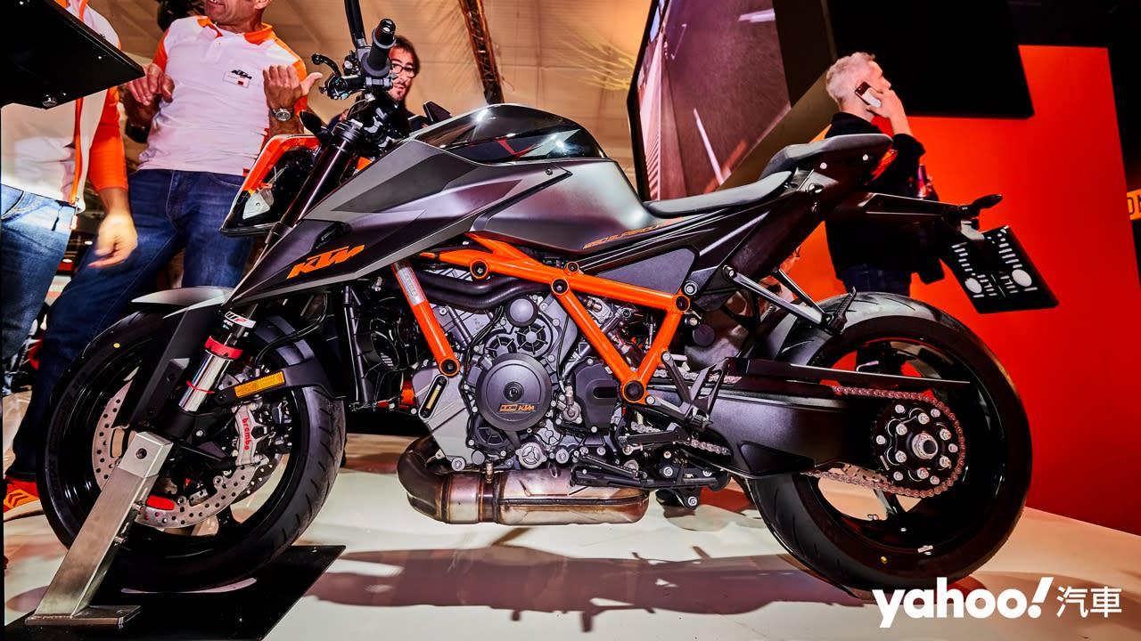 【米蘭車展】野獸難以馴服!2020 KTM 1290 Super Duke R降臨! - 7