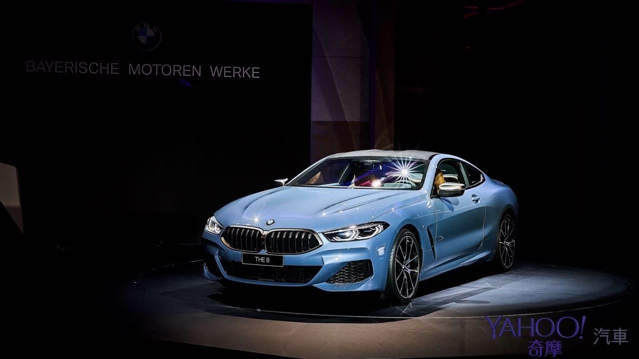 絕美日耳曼紳士轎跑再現!BMW M850i xDrive售價678萬起宣告正式在台上市! - 2