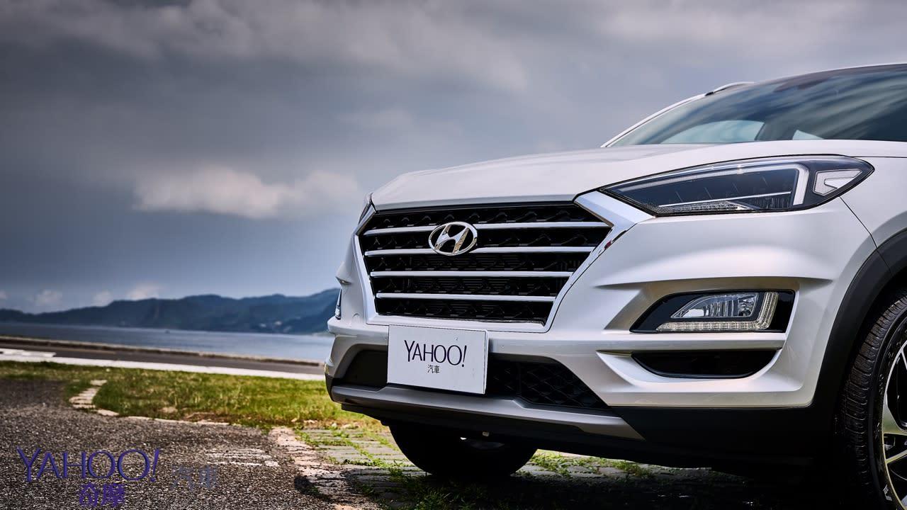 德不德系不是重點、夠安全才是王道!Hyundai小改款Tucson 1.6尊爵版基隆試駕 - 5
