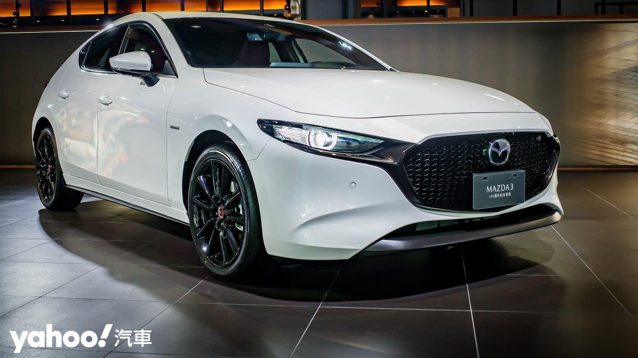 歡迎加入「車瑞」俱樂部!2020 Mazda 100週年紀念車款在台上市!