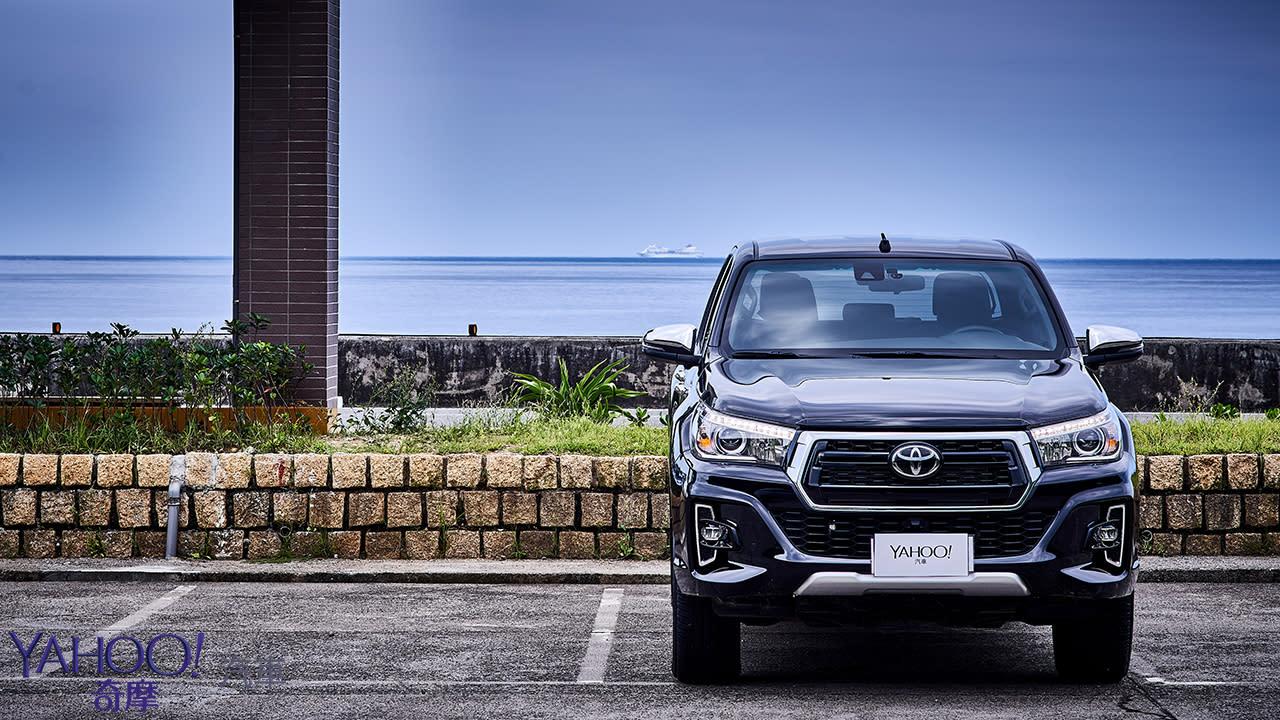 雖非最強 卻也高處不勝寒!2019 Toyota Hilux 2.8山林試駕 - 1