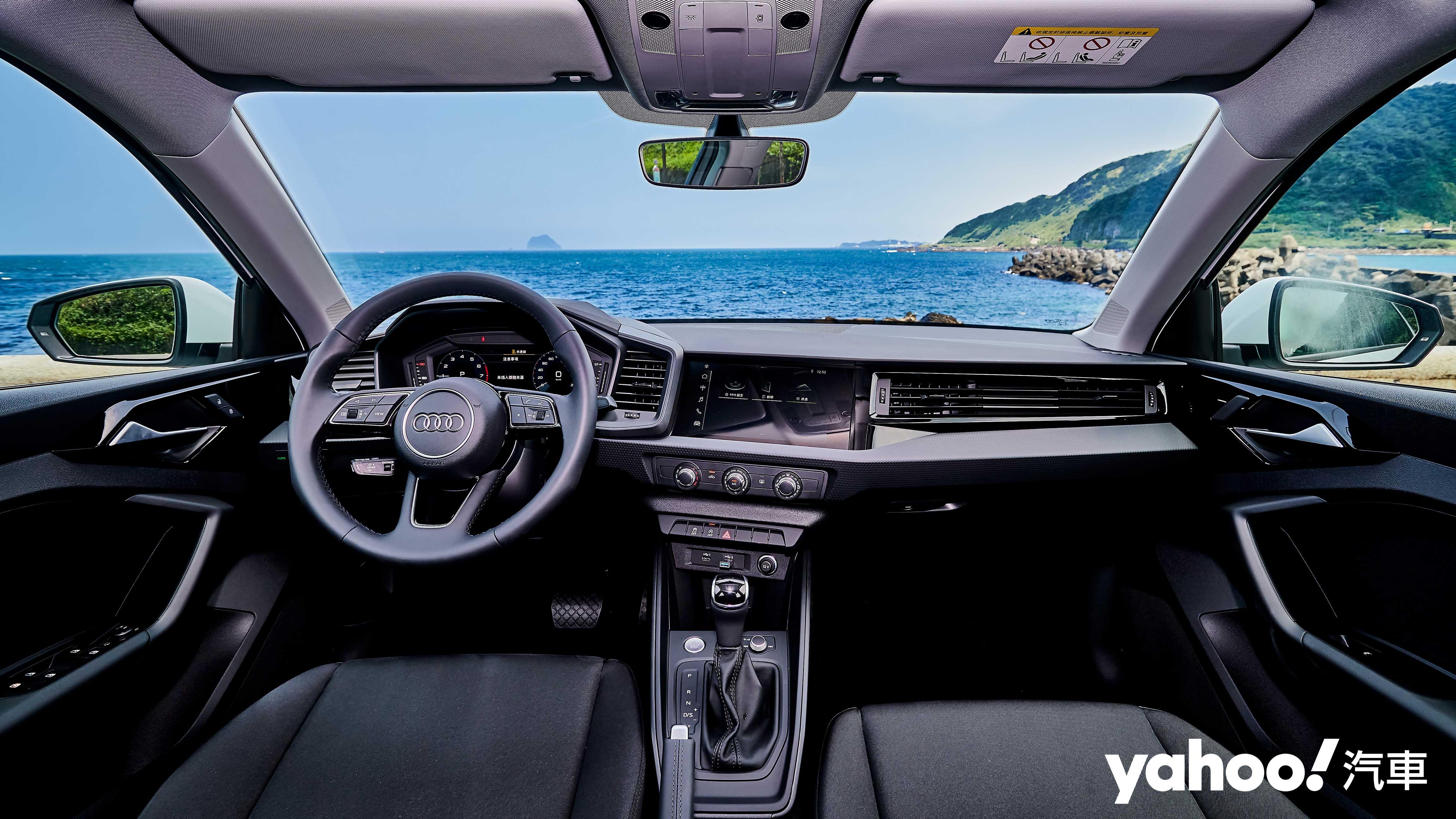 為車迷所打造的入門鉅獻!2020 Audi A1 Sportback 30 TFSI海灣試駕