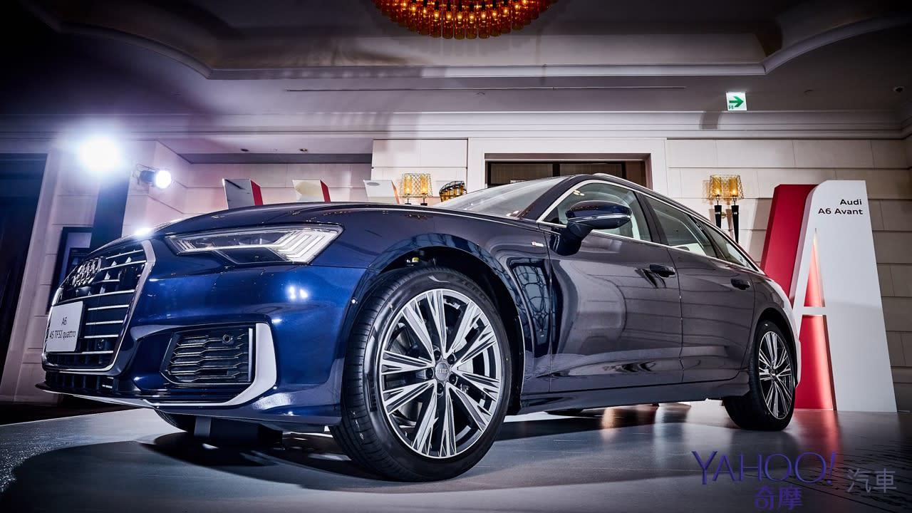 德系三大將掀起頂上之戰!Audi大改款旅行車陣容-A6 Avant正式上市暨Sedan開放預購! - 2