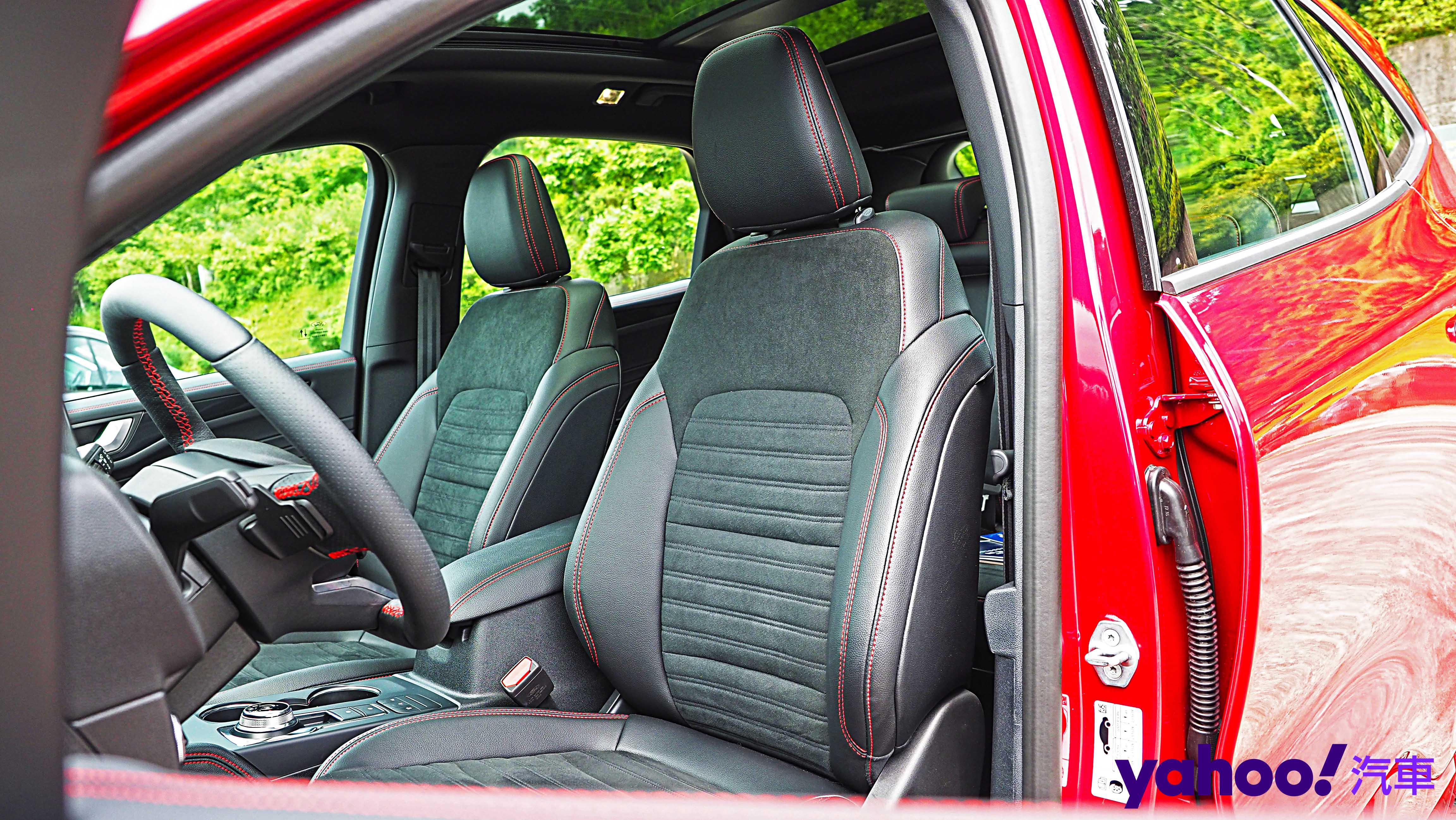 跑格不是喊口號、熱血得有真本事!2020 Ford Kuga EcoBoost 250 AWD ST-Line山區試駕! - 11
