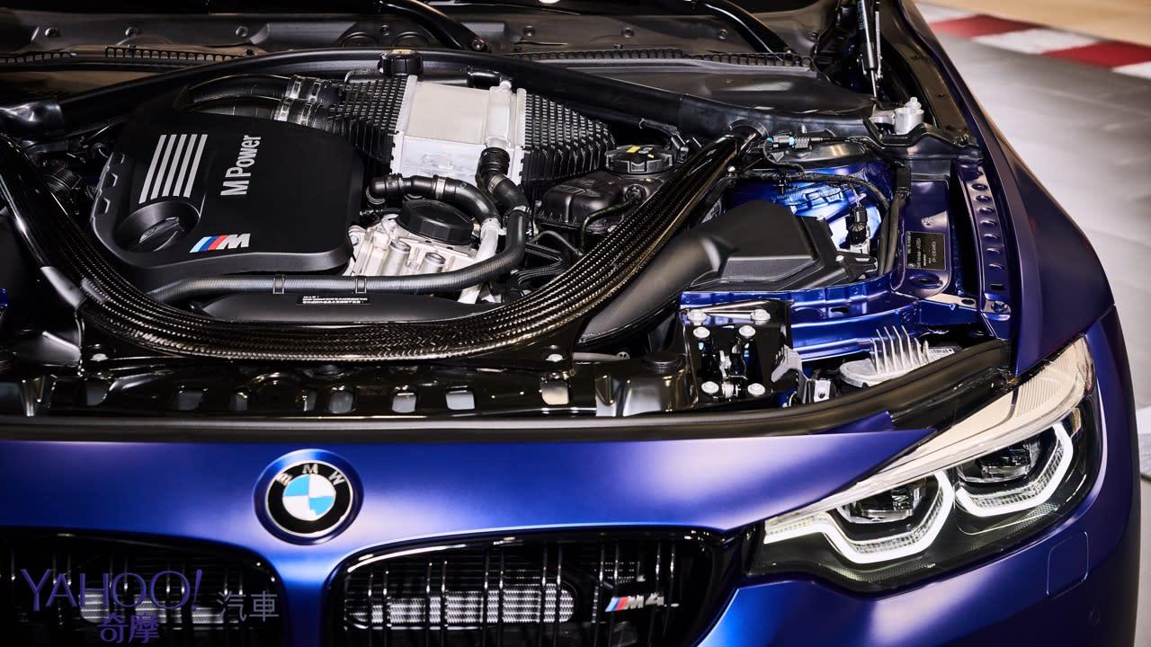 因強大而經典!BMW M5 Competition低調登台暨最後限量M3CS/M4CS展演 - 12