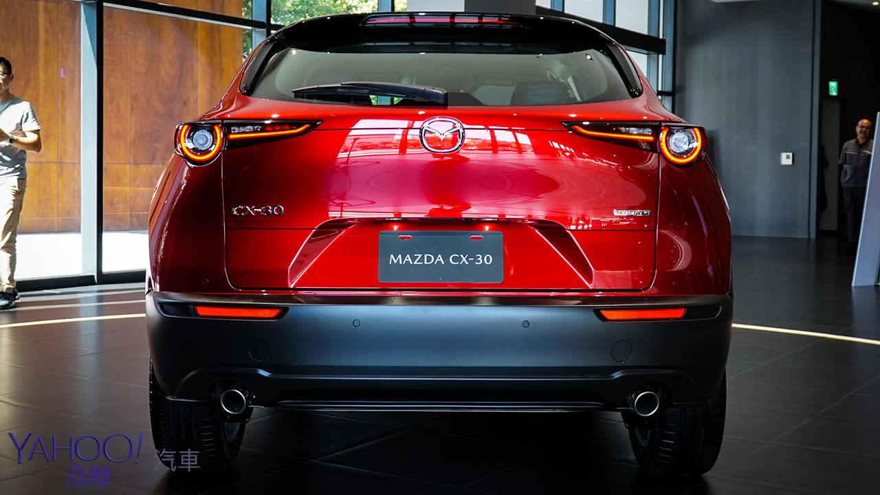 劃出跨界新級距!新魂動美學Mazda CX-30發表前預賞! - 13