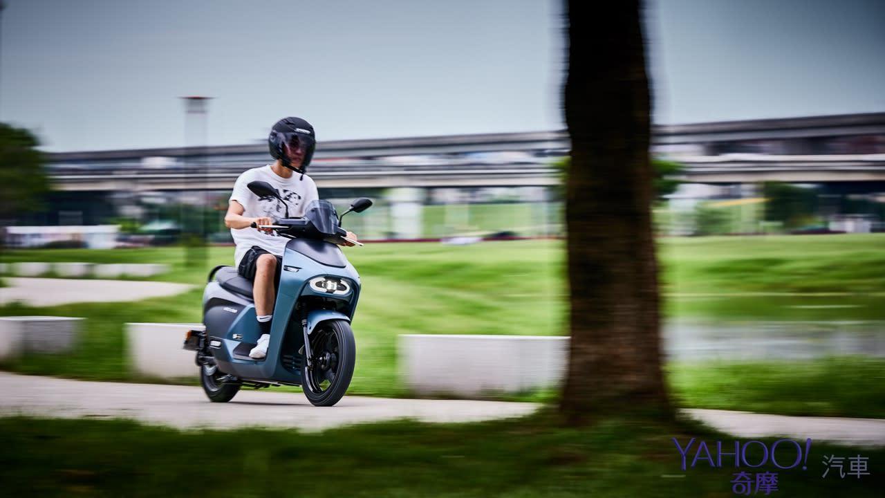 真的、我們不一樣!Yamaha換電式電動機車EC-05新北城郊試駕解析! - 22