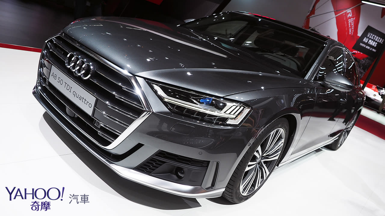 【巴黎車展直擊】更多Audi陣容值得期待!e-tron 55、A1、Q8與SQ2! - 14