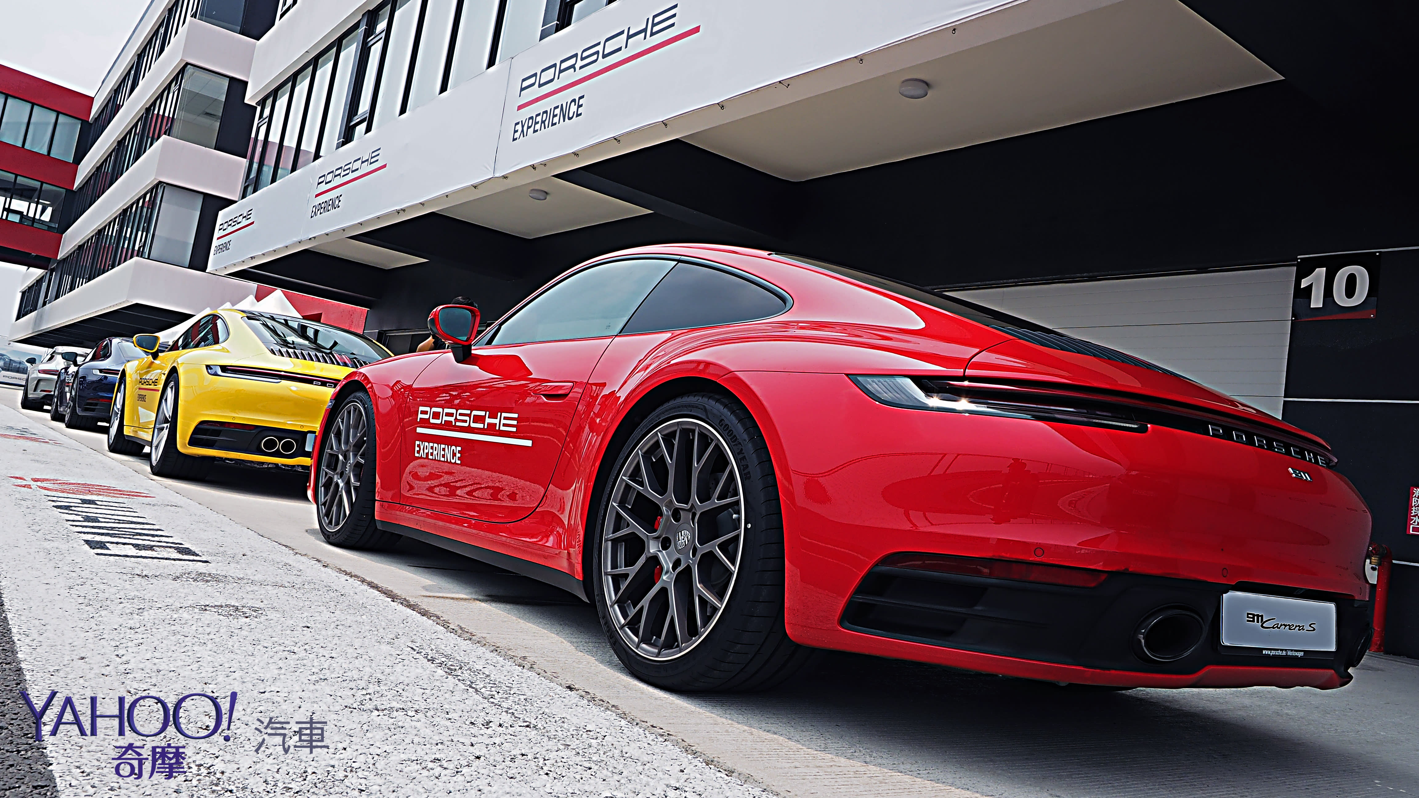 彎得出去、飆得起來!2019 Porsche 992世代911 Carrera S & 4S賽道試駕! - 3