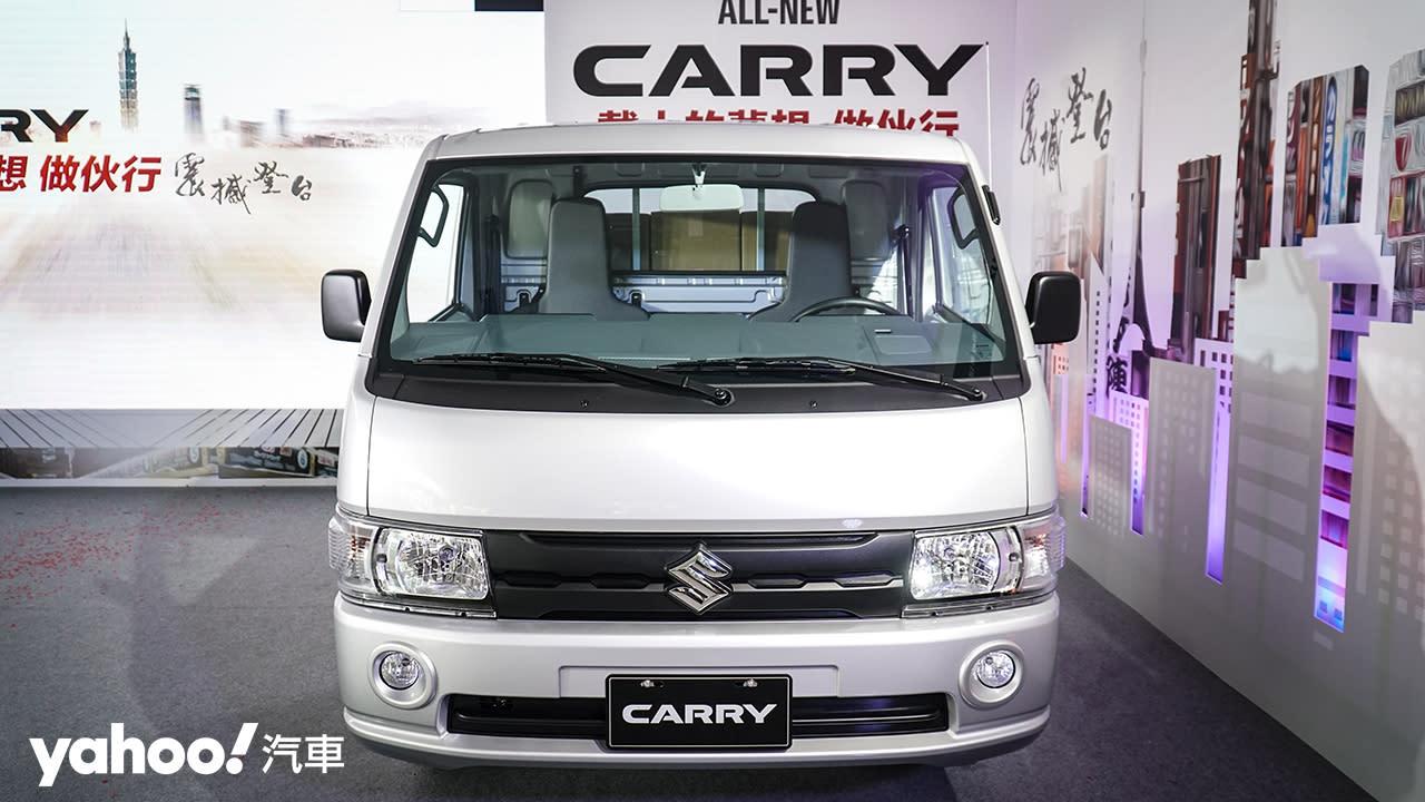 載運重兵器!全新Suzuki Carry 捲土再戰商車市場! - 2