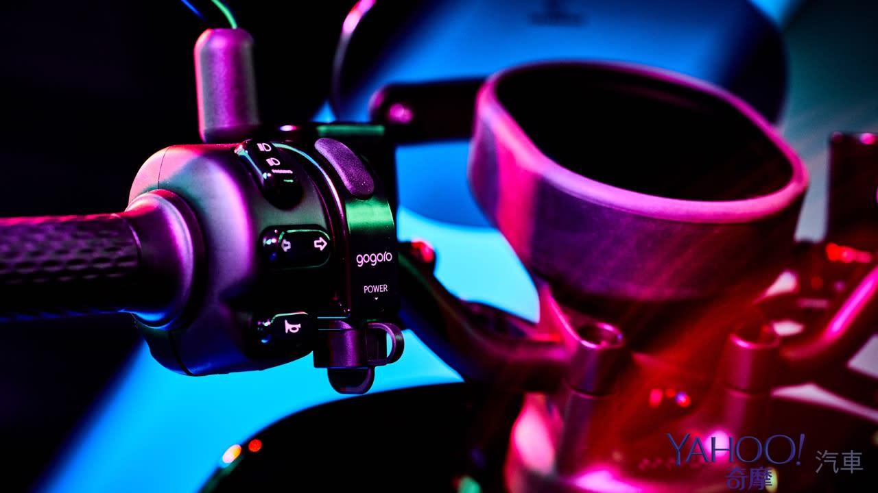 安全提升的確更來靛!Gogoro S2 ABS光譜靛全新上市! - 5