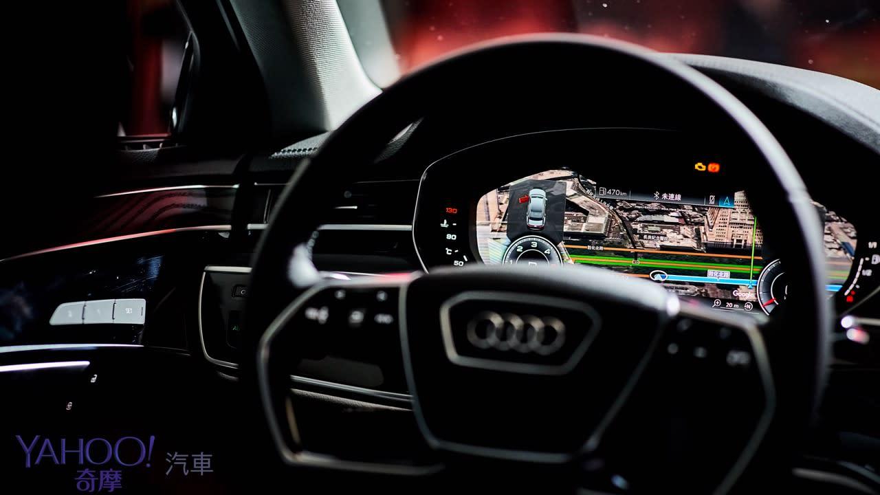 德系三大將掀起頂上之戰!Audi轎跑陣容-全新A8、A7 Sportback正式上市 - 10